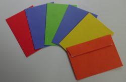 Kuverts Farbe